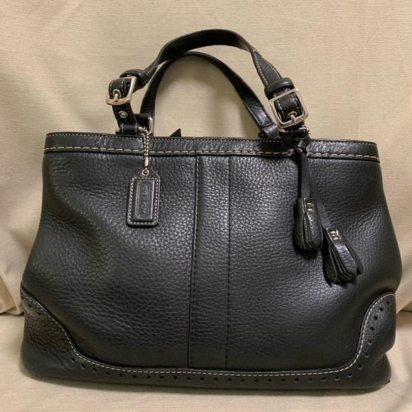 Coach Handbags - Coach 'Hampton' 5055 Modern Carryall